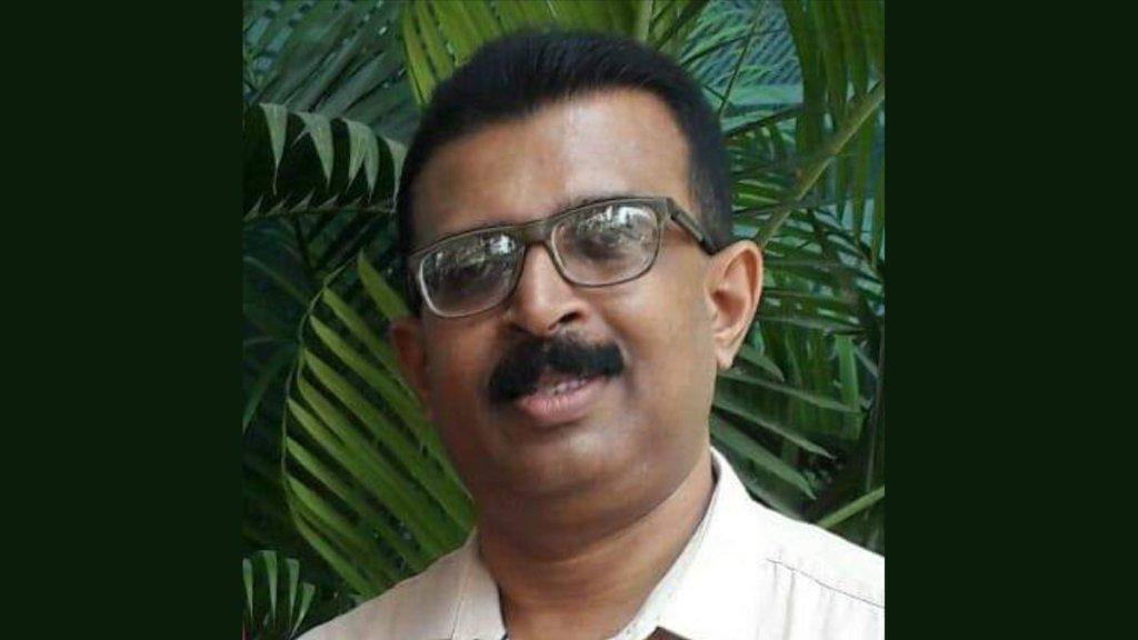 Anil Radhakrishnan, Anil Radhakrishnan Passes Away, അനിൽ രാധാകൃഷ്ണൻ, അനിൽ രാധാകൃഷ്ണൻ അന്തരിച്ചു, ie malayalam