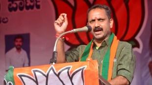 K Surendran BJP