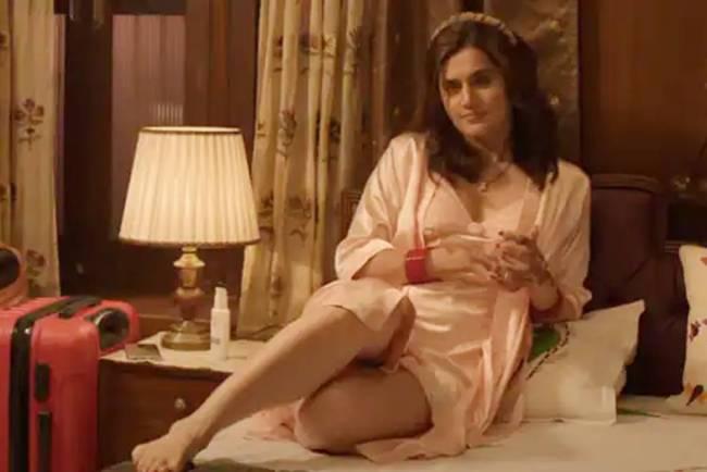 Haseen Dillruba Trailer,Taapsee Pannu, ie malayalam