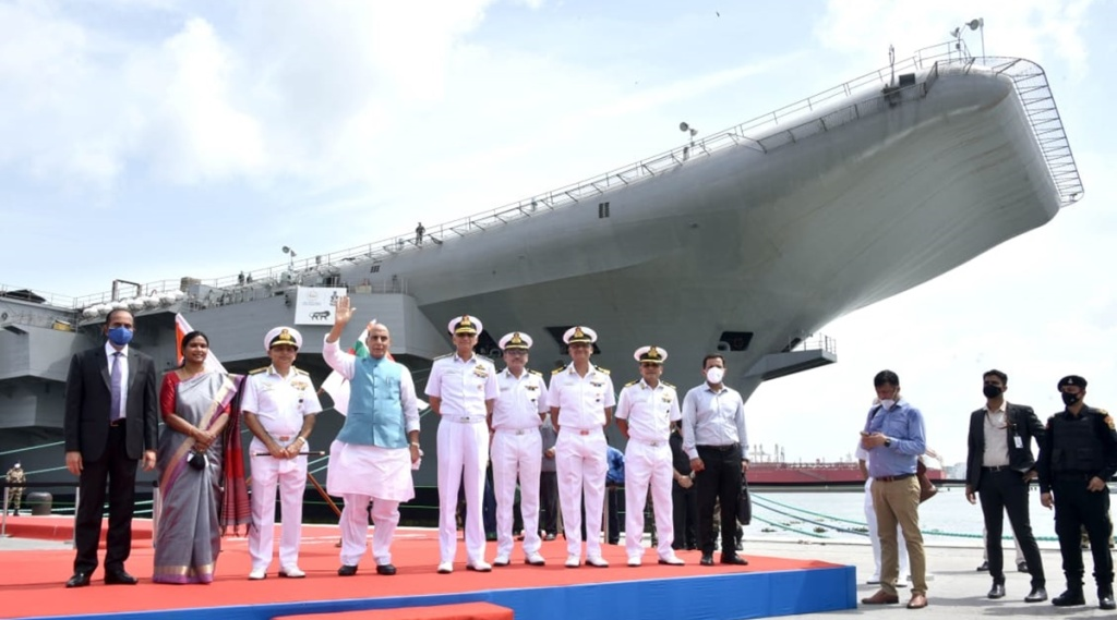 INS Vikrant, IAC 1, aircraft carrier, aircraft carrier INS Vikrant, aircraft carrier IAC 1, India's indigenous aircraft carrier INS Vikrant, India's indigenous aircraft carrier IAC 1, INS Vikrant specifications, IAC 1 specifications, indian navy, cochin shipyard, southern naval command, ie malalayalm