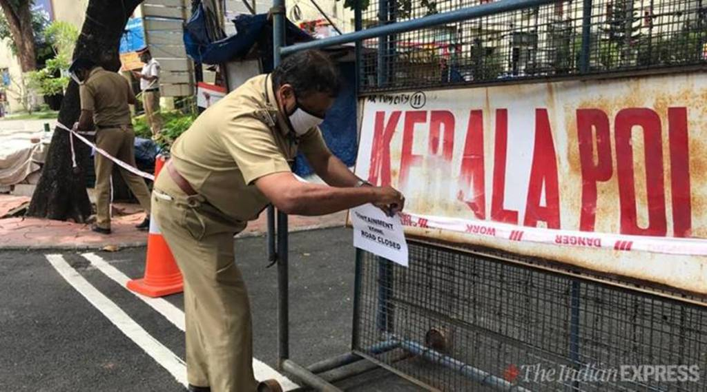 Kerala Lockdown, Covid 19