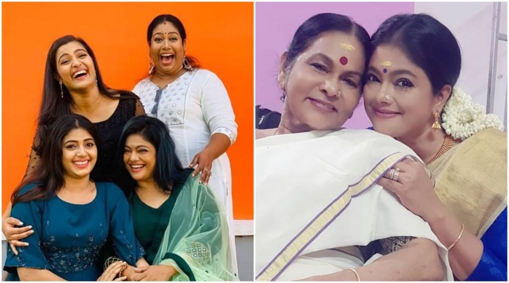 Manju Pillai, Thatteem Mutteem, തട്ടീം മുട്ടീം, Thatteem Mutteem meenakshi, Manju Pillai photos