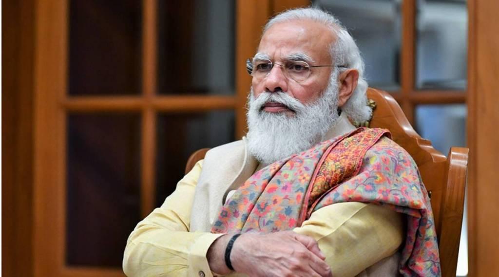 Narendra Modi, Jammu Kashmir Drone Attack, drone attack jammu, Modi Doval meeting, Modi Kashmir drone attack, drone attack jammu news, indian express malayalam