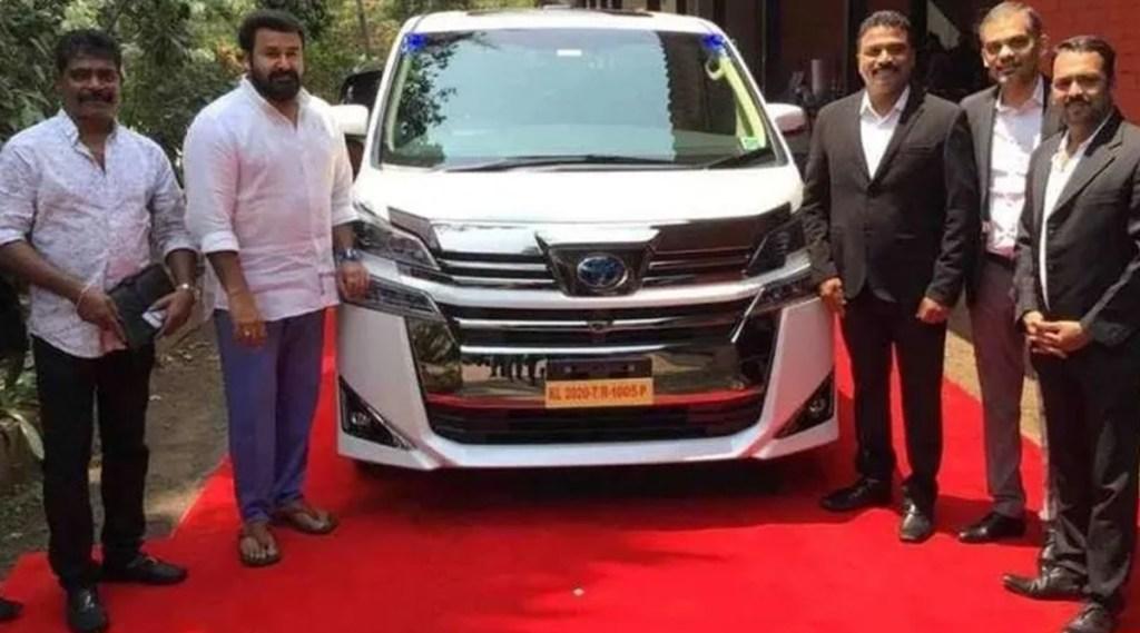 Mohanlal, Mohanlal cars list, Mohanlal car collection, How many cars do Mohanlal have, Mohanlal cars, മോഹൻലാൽ
