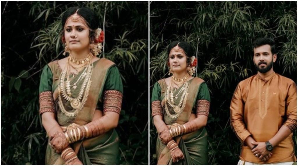Nayana Variyath, Nayana Variyath wedding, Nayana Variyath marriage, Nayana Variyath wedding photos, Nayana Variyath tiktok video, നയന വാരിയത്ത്