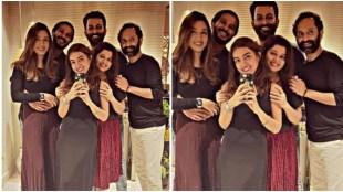 Nazriya, Fahad, DQ, Dulquer, Prithviraj
