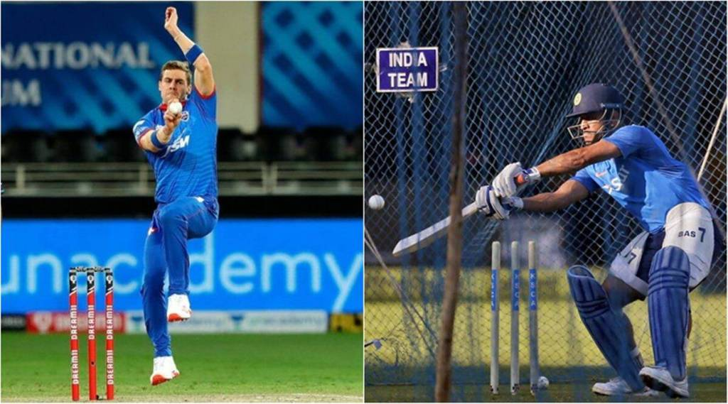 Anrich Nortje, Anrich Nortje MS Dhoni, Nortje Dhoni CSK nets, Champions League T20 2010, Anrich Nortje speed, ie malayalam
