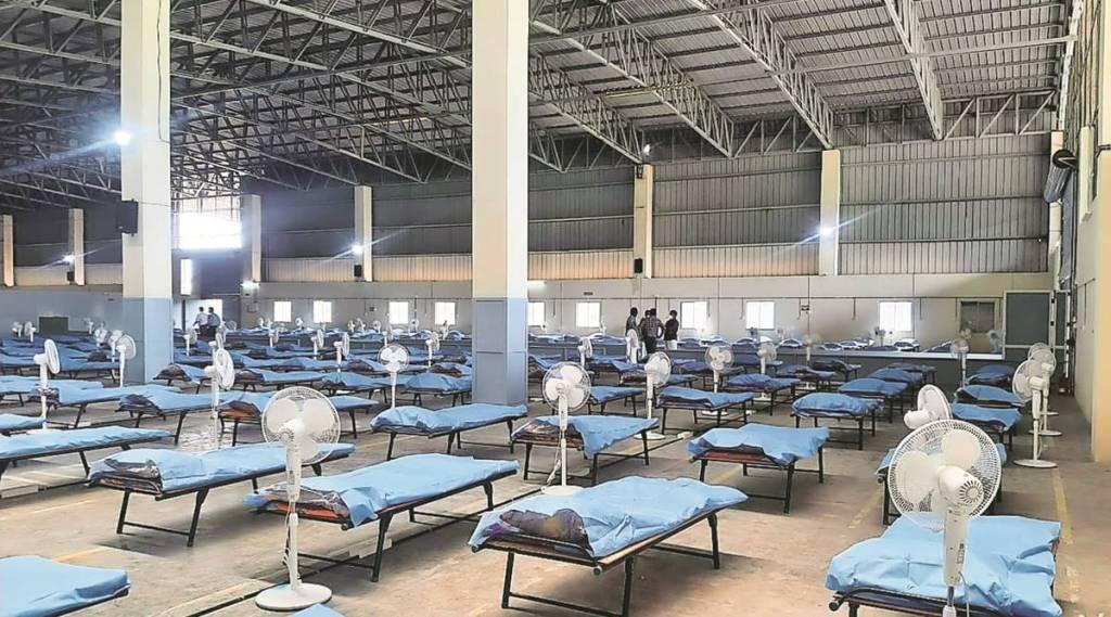 CoCo Cola, Palakkad, Covid Treatment Centre