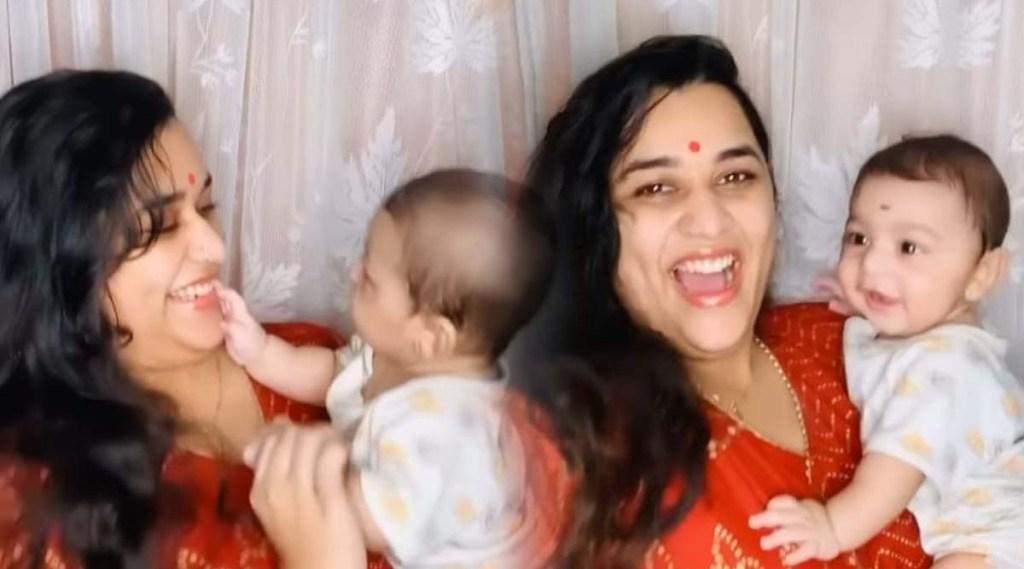 Parvathy krishna, Parvathy krishna photos, Parvathy krishna son, Parvathy krishna videos, serial actress Parvathy krishna, Parvathy krishna husband, Parvathy krishna serials, പാർവതി കൃഷ്ണ, Indian express malayalam, IE malayalam
