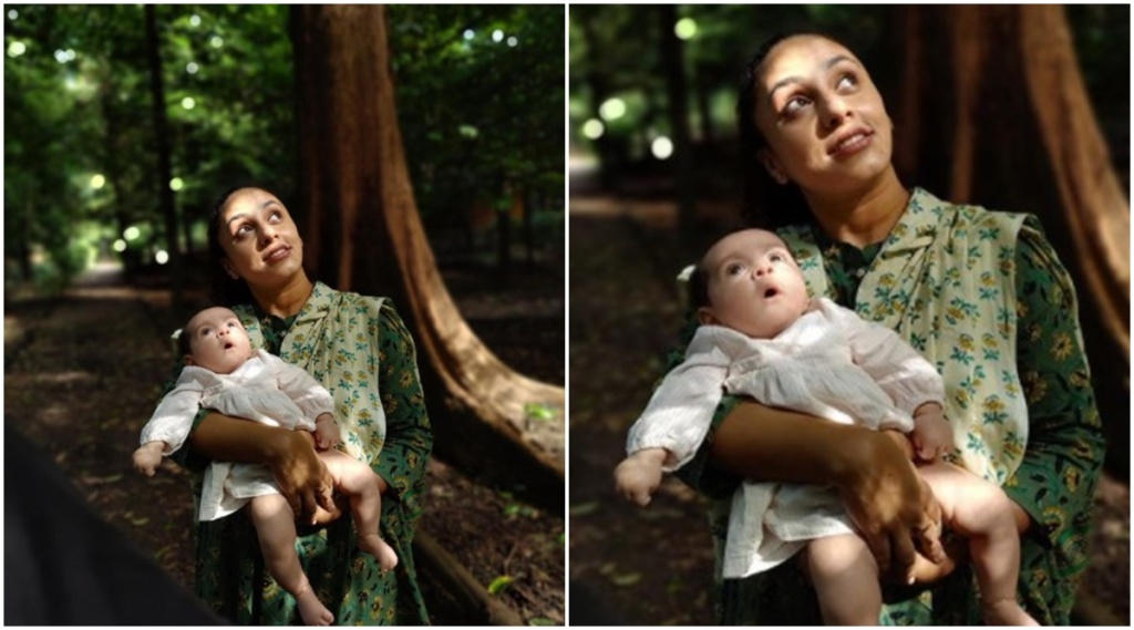 Pearle Maaney, world environment day, Pearle Maaney daughter nila, Pearle Maaney mothers day, pearle daughter nila, pearle nila, പേളി മാണി, Pearle Maany daughter, nila srinish, നില ശ്രീനിഷ്,