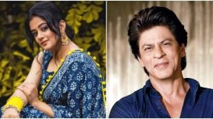 Priya mani, Shah rukh khan