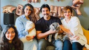 Rahman, റഹ്മാൻ, actor Rahman family, റഹ്മാൻ കുടുംബം, Rahman daughters