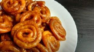 Sharkara Jilebi, Jaggery Jalebi , Jaggery Jilebi recipe, Jilebi recipe, Jalebi recipe, ശർക്കര ജിലേബി