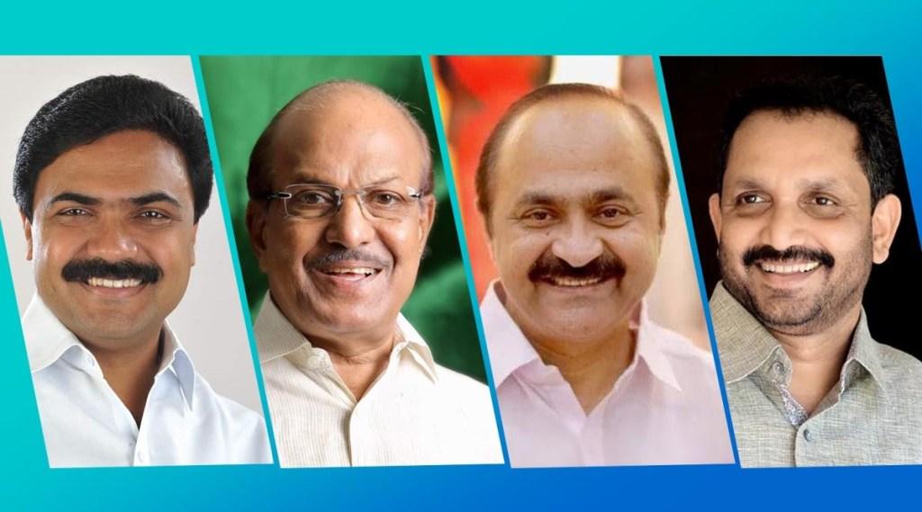 VD Stheeshan, Jose K Mani, K Surendran
