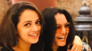 Bhavana, Manju Warrier, Birthday