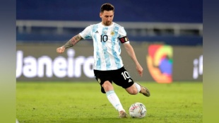 Lionel Messi, Argentina, Copa America