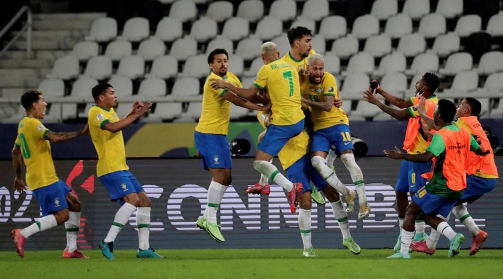 Copa America, Brazil