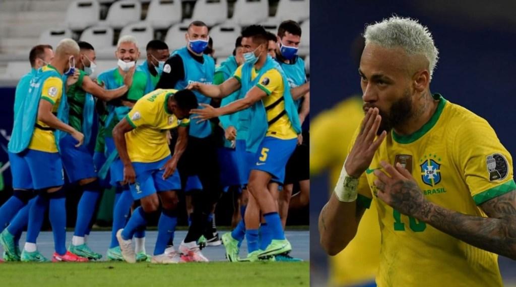 Copa America, Brazil, Neymar