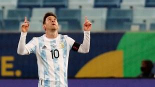 Copa America, Messi, Argentina