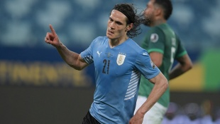 Copa America 2021, Uruguay