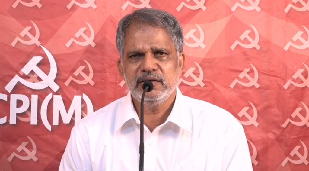 farmers protest, ldf hartal september 27, A Vijayaraghavan, LDF convener, love jihad, narcotic jihad, pala bishop, pinrayi vijayan, kerala news, latest news, indian express malayalam, ie malayalam