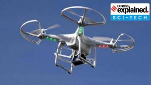 Drone attacks, Drone attack explained, Unmanned Aerial Vehicles, UAV, UAV attack, anti-drone system, DRDO anti-drone system, drone technology, Indian Express malayalam