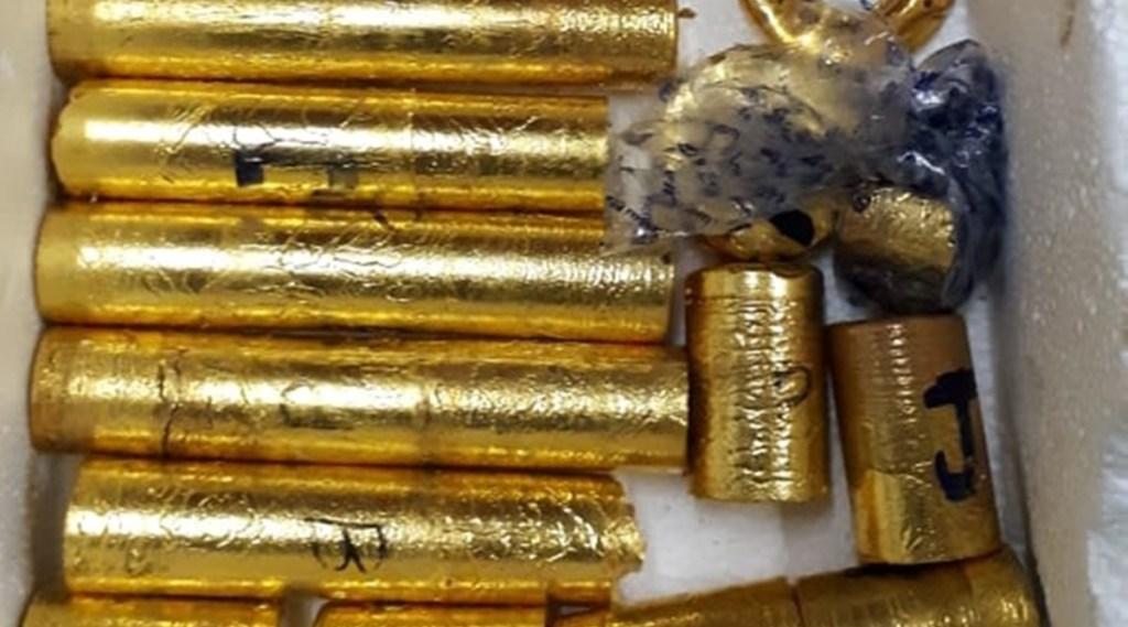 Gold Smuggling Case, Customs