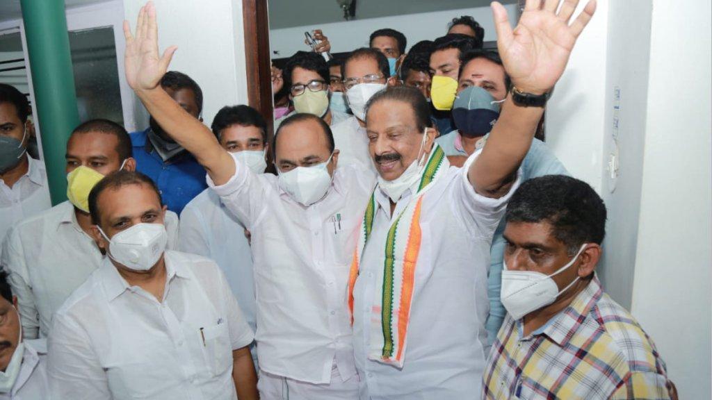 K Sudhakaran, KPCC, KPCC President, Congress, കെപിസിസി, കെപിസിസി പ്രസിഡന്റ്, കെ സുധാകരൻ, കോൺഗ്രസ്, K Sudhakaran KPCC President, K Sudhakaran, കെ സുധാകരൻ കെപിസിസി പ്രസിഡന്റ്, kerala news, malayalam news, news in malyalam, latest news in malayalam, politics, ie malayalam