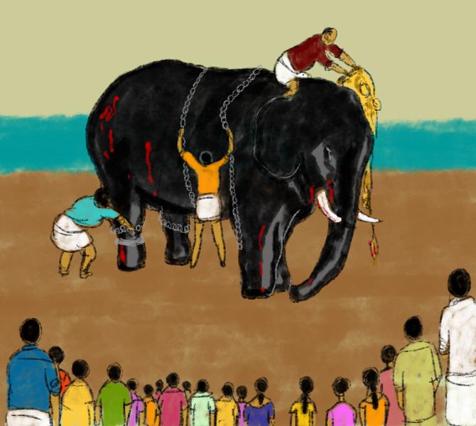 kr viswanathan, novela infantil, iemalayalam