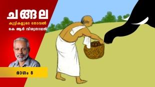 k r viswanathan , childrens novel , iemalayalam