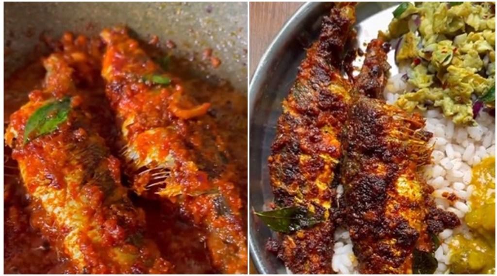 Mathi fry, Chaala Varuthath recipe, Kerala fish fry, Kerala fish fry recipe, Kerala mathi fry, അയല ഫ്രൈ, മത്തി ഫ്രൈ, കേരള മത്തി ഫ്രൈ