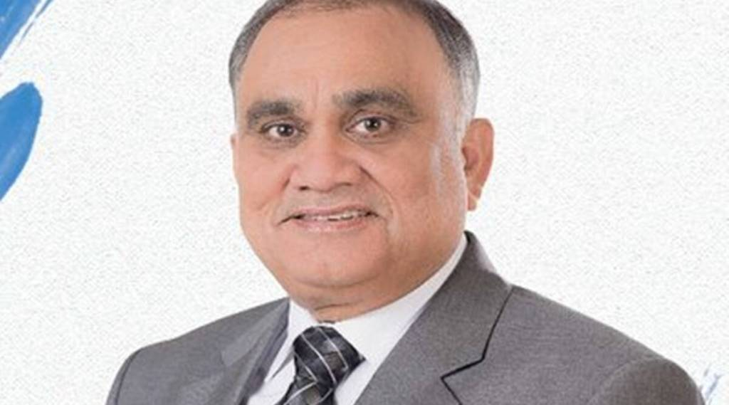 Anup Chandra Pandey, Election Commissionar