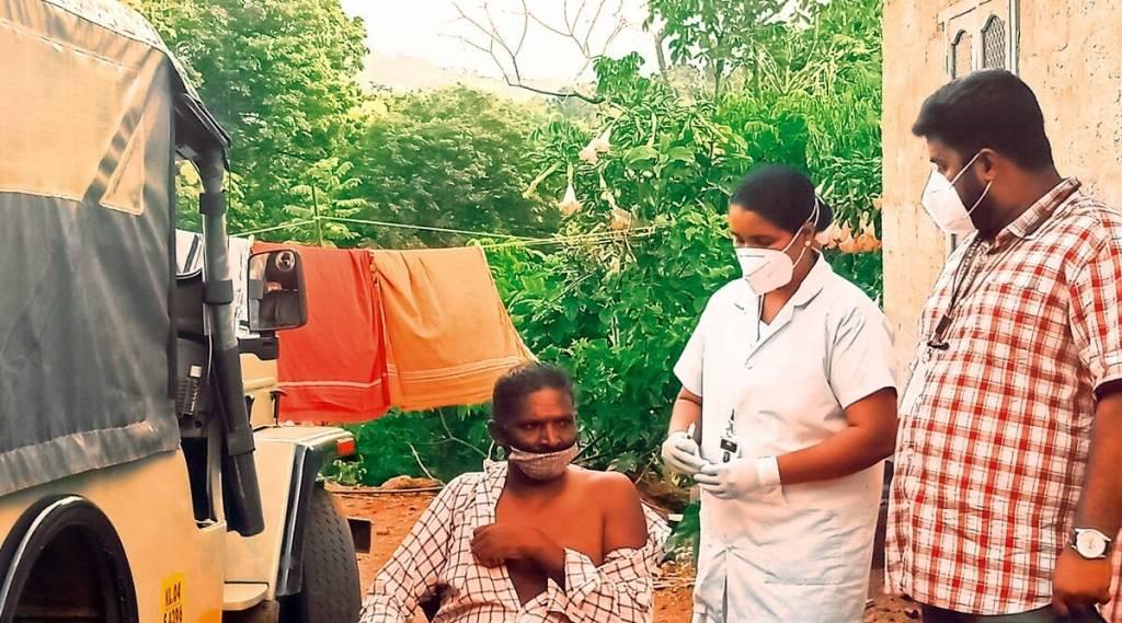Attappadi, Vaccination