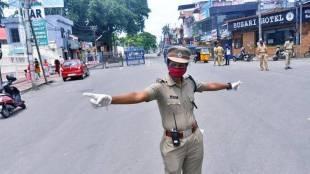 Police, Lockdown, Kerala