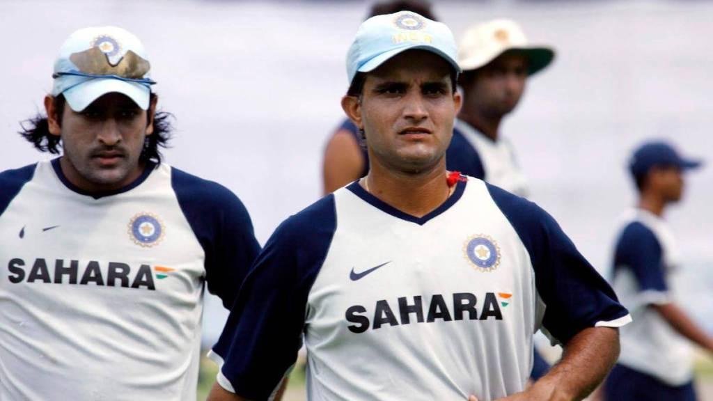 ms dhoni,എംഎസ് ധോണി, sourav ganguly, സൗരവ് ഗാംഗുലി, dhoni ganguly, dhoni india, dhoni 2004, dhoni young, kiran more, india wicketkeeper, ie malayalam
