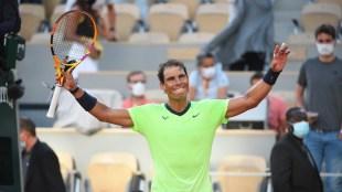 Rafael Nadal, French Open Tennis