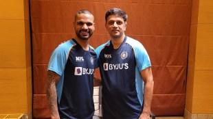 Rahul Deavid, Indian Cricket Team