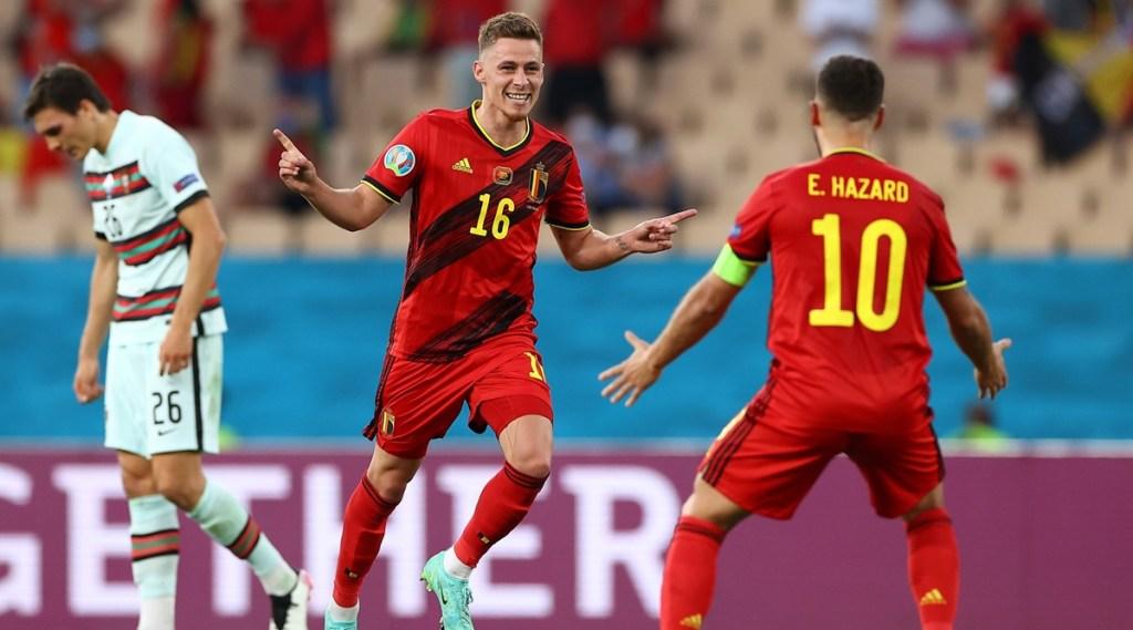 UEFA EURO 2020, Portugal, Belgium
