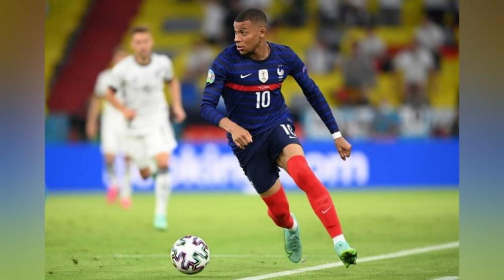 EURO 2020. France, Mbappe