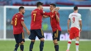 UEFA EURO, Spain vs Poland