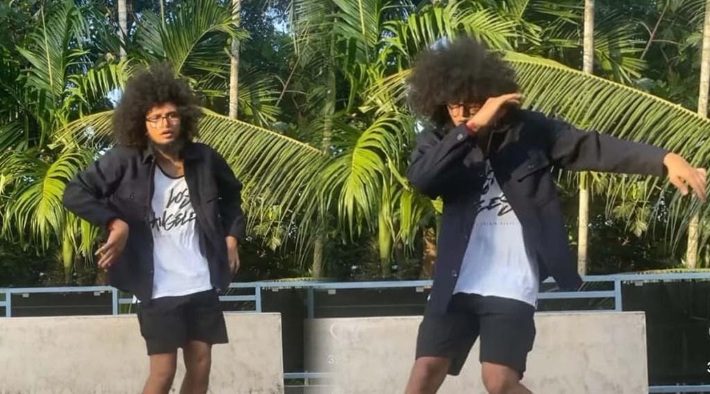 Rishi S kumar, റിഷി എസ് കുമാർ, Rishi S kumar dance, Rishi S kumar dance video, റിഷി എസ് കുമാർ ഉപ്പും മുളകും, uppum mulakum, uppum mulakum viral videos