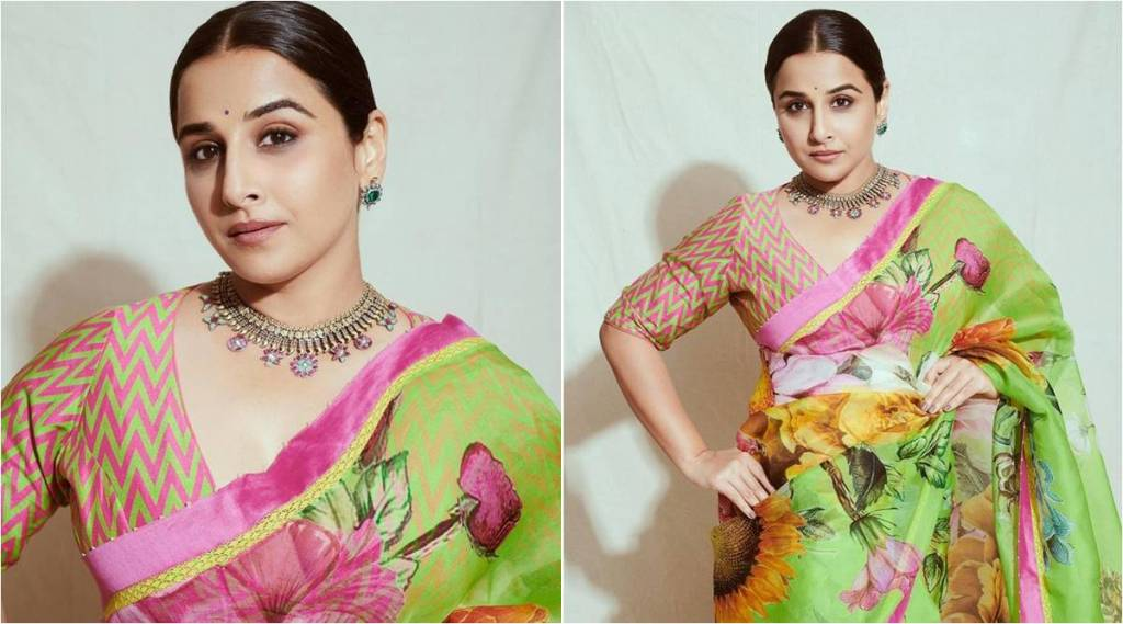 Vidya Balan, fashion, ie malayalam