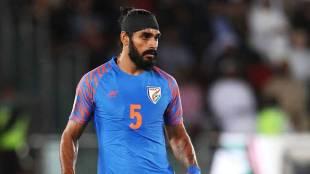 Sandesh Jhingan, Indian Football Team