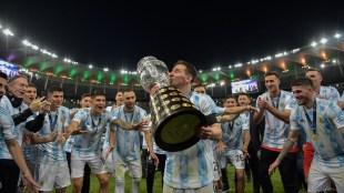 Argentina, Messi
