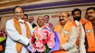 Karnataka, new Karnataka CM face, Basavaraj S Bommai, new karanataka CM Basavaraj S Bommai, bjp cm karnataka, B S Yediyurappa, Karnataka BJP, BJP parliamentary meet, Karnataka govt, Karnataka news, indian express malayalam, ie malayalam
