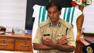 State Police Chief Anilkanth