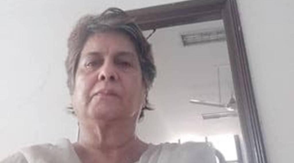 Kitty Kumaramangalam, Death, Murder