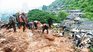 Maharashtra flood, Raigad landslide, Maharashtra monsoon, Raigad landslide 32 killed, Poladpur landslide, Mumbai news, Mumbai latest news, ie malayalam