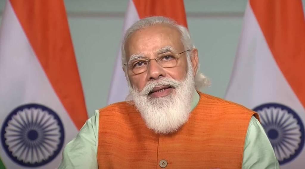Narendra Modi, Central Government
