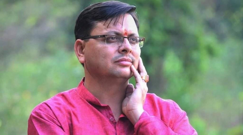 uttarakhand, uttarakhand political crisis, uttarakhand nes chief minister, Pushkar Sing Dhami, uttarakhand political news, tirath singh rawat, tirath singh rawat resignation, uttarakhand govt crisis, bjp,ie malayalam
